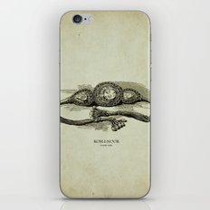 KOH-I-NOOR (mountian of light) iPhone & iPod Skin