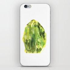 Raw Peridot  iPhone & iPod Skin