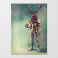 Canvas Print featuring Without Words by Rubbishmonkey