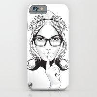 SHHHHH! iPhone 6 Slim Case
