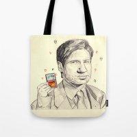 Mulder Tote Bag