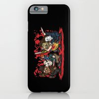 Where the Slashers Are (Full Color) iPhone 6 Slim Case