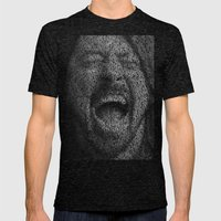 Dave Grohl. Best Of You Mens Fitted Tee Tri-Black SMALL