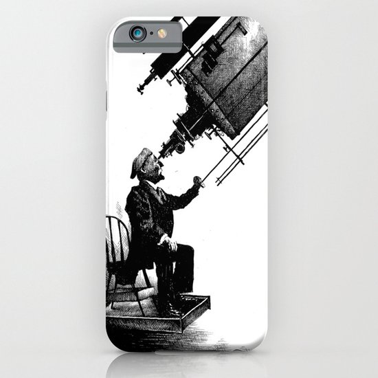 Who's Looking at Who? iPhone & iPod Case