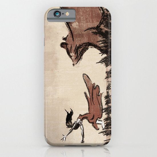 Moon Dance iPhone & iPod Case