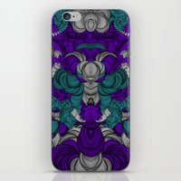 Chaotic Pattern iPhone & iPod Skin