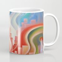 Hibiscus City Mug