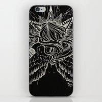 Breath of Dawn iPhone & iPod Skin