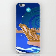 Maori Canoes : Waka iPhone & iPod Skin
