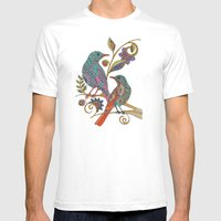 Everyday is a second chance Mens Fitted Tee White SMALL
