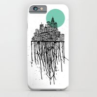 iPhone & iPod Case featuring City Drips by Zach Hoskin
