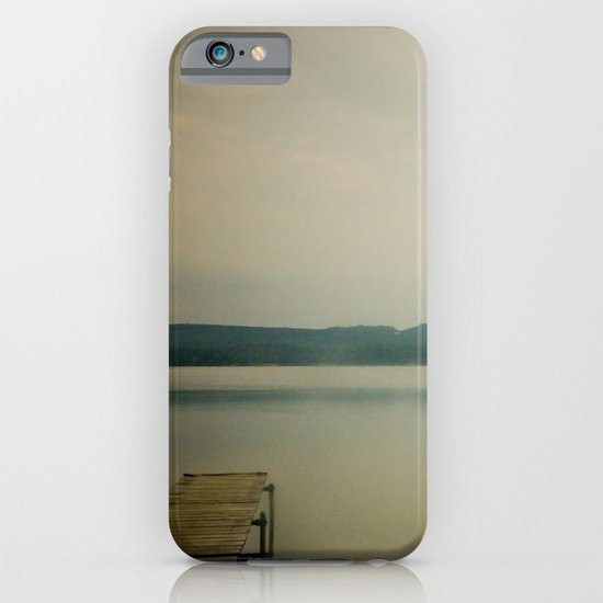 Herring Lake Dock iPhone & iPod Case