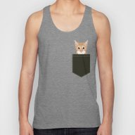 Chase - Cute Cat Gifts F… Unisex Tank Top