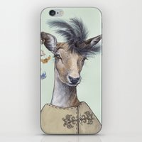 Oh Deer, That´s Posh! iPhone & iPod Skin