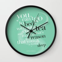 Little Things - One Dire… Wall Clock