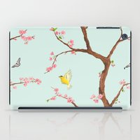 Jenny Chinoiserie On Min… iPad Case