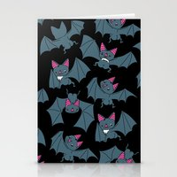 Bat Butts!!! Stationery Cards