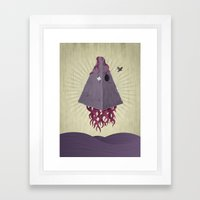 Overseas Framed Art Print