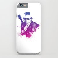 iPhone & iPod Case featuring I want you  by Matteo Lotti