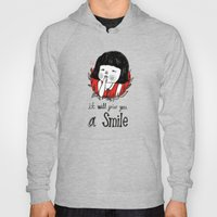 Shiiii- You Will Smile :… Hoody