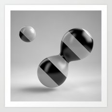 Abstract Balance Art Print