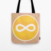 Infinity 1 Tote Bag
