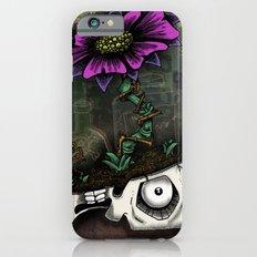 Zombie Skull Planter iPhone 6s Slim Case