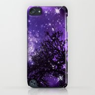 Trees, Stars And Lavende… iPod touch Slim Case