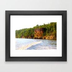 Wisconsin Dells Framed Art Print
