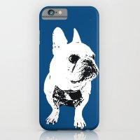 George the cutest French Bulldog iPhone 6 Slim Case