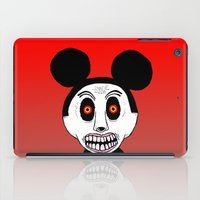 Weird Mickey iPad Case