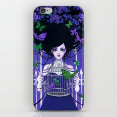 Litonya iPhone & iPod Skin