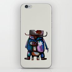 Sheriff iPhone & iPod Skin