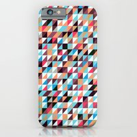 Quilted Patchwork iPhone 6 Slim Case