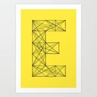 Ersilia Art Print