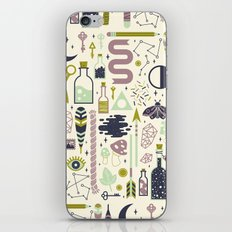 The Witch's Collection iPhone & iPod Skin