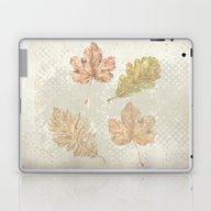 Leaves In Autumn Laptop & iPad Skin