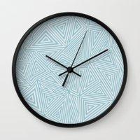Ab Geo Salt Water Wall Clock