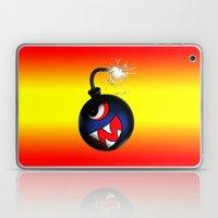 face bomb (hot) Laptop & iPad Skin