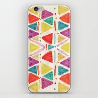 spring triangle  iPhone & iPod Skin