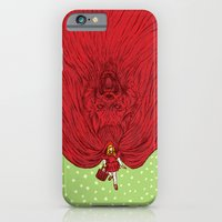 Going to Grandmother's House iPhone 6 Slim Case