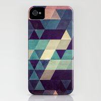 iPhone Cases featuring cryyp by Spires