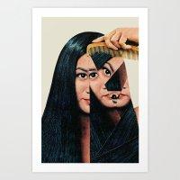 Normalization Art Print