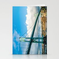St. Johns Bridge Stationery Cards