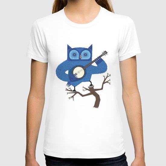 The Banjowl T-shirt