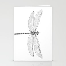 Dragonfly Wings Stationery Cards