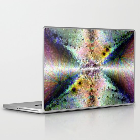 Solar Energy Laptop & iPad Skin