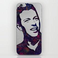chris martin iPhone & iPod Skin