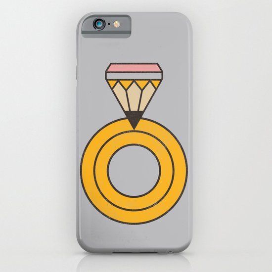 Draw Ring iPhone & iPod Case