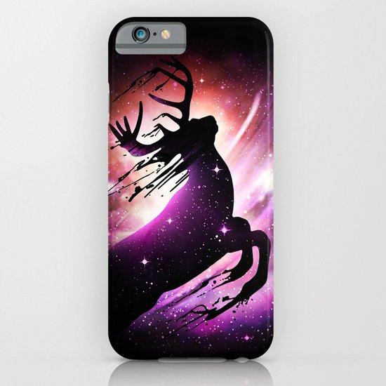 Black Hole Escape iPhone & iPod Case